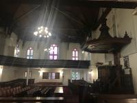 Gereformeerde Kerk Pretoria, 10 Februarie 2019.