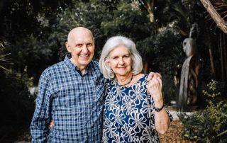 Oom Sakkie en Tannie Elize Goss